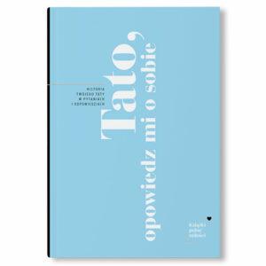 Książka - prezent dla taty