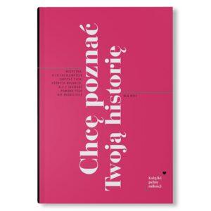 Książka - prezent dla niej - okładka
